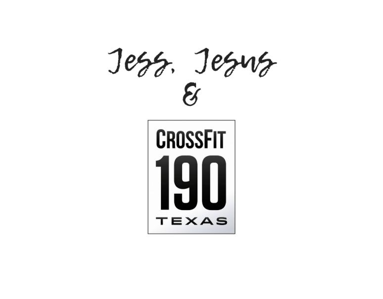 Jess,Jesus&